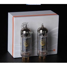 PSVANE EL84-TII Vacuum Tube Mark TII Series Collection Edition HIFI EXQUIS Factory Matched Pair EL84 2pcs Electronic Valve