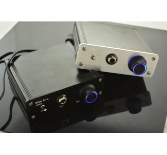 Bluebird small desktop Lehmann headphone amp tube flavor Clean vocals No noise HIFI EXQUIS amplifier Preferred for HIFI beginer