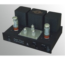 XiangSheng Sweet Peach SP-EL34-B Tube Amplifier HIFI EXQUIS EL34-Bx2 10W Signal-ended pure class A tube amp
