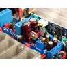 Updated YS-audio H3 OPA2604+LM3886 hifi amplifier 3-way input aluminum shell