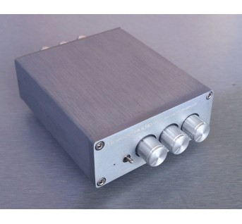 Weiliang Breeze audio 2.1 digital integrated amplifier TPA3116D2 50W+50W+100W(bass) max without power supply