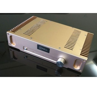 Weiliang HIFI Hood 1969 gold seal Class A amplifier HIFI EXQUIS 10W+10W