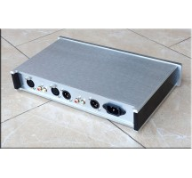 MBL6010D circuit preamplifier AD797 op-amp HIFI EXQUIS preamp RCA single-ended input,/balanced XLR input