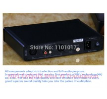 SMSL VMV VA1 HD headphone amplifier with Balanced input HIFI EXQUIS VA-1 amp Special Tuning for HD650 HD600