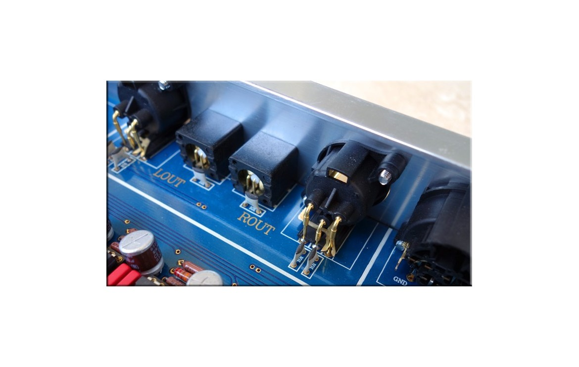 Weiliang Breeze Audio Replica German Mbl6010d Pre Amplifier Circuitpreampwithtransistorjpg Circuit Preamplifier Ad797 Op Amp Hifi Exquis Preamp Rca Single Ended Input