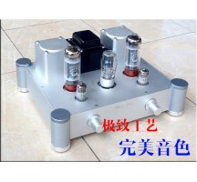 Weiliang Breeze Audio WBAA20 EL34 tube amplifier HiFi EXQUiS Single-ended Classe A lamp amp A20