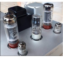 Breeze Audio A20 Singal ended Classe A EL34 amplifier Hifi exquis AMP