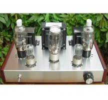 JBH FU-7( 807) tube amplifier without tubes HIFI EXQUIS FU7 Class A full hand-made lamp amp