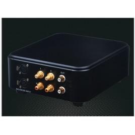 MeiXing MingDa MC-9SE Passive preamp HIFI EXQUIS Britain power transformer Balance preamp 7 times amplification