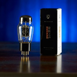 PSVANE UK-6SN7 Vacuum Tube HIFI EXQUIS United Kingdom series Factory Matched paired tubes 2PCS replace 6SN7GT, 6SN7