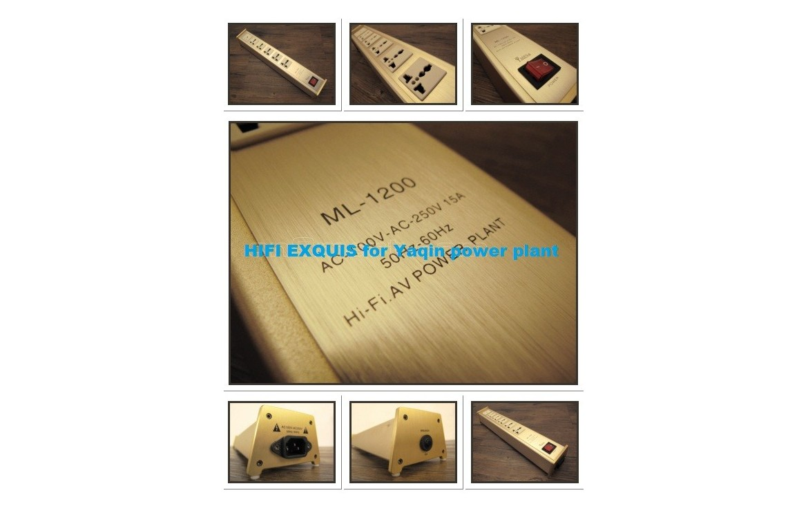 YAQIN ML-1200 Power Outlet