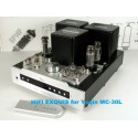 YAQIN MS-30L Headphone & Integrated push pull Tube Amplifier HIFI EXQUIS same MC-30L remote control