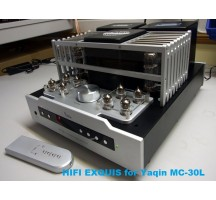 YAQIN MS-30L Headphone & Integrated push pull Tube Amplifier HIFI EXQUIS 2014 Yaqin new amp to replace MS-30L remote control