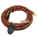 CHOSEAL LB-5110 speakers cables with banana plug connector HIFI EXQUIS speaker wires for main channel