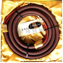 TOP CHOSEAL LB-5109 speakers cables with banana plug connector HIFI EXQUIS speaker wires for HIFI enthusiasts main channel