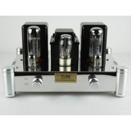 BOYUU HIFI EXQUIS A10 EL34 B tube amps 5Z4P single-ended amplifier rectifier 6N2 Manual welding scaffolding