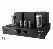 XiangSheng Sweet Peach SP-FU50 Tube Amplifier HIFI EXQUIS FU50 Signal-ended MM Phono Headphone output USB Decode Amp
