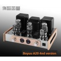 Reisong Boyuu A20 4nd Version KT88 Tube Amplifier HIFI EXQUIS single-ended amp BYA204
