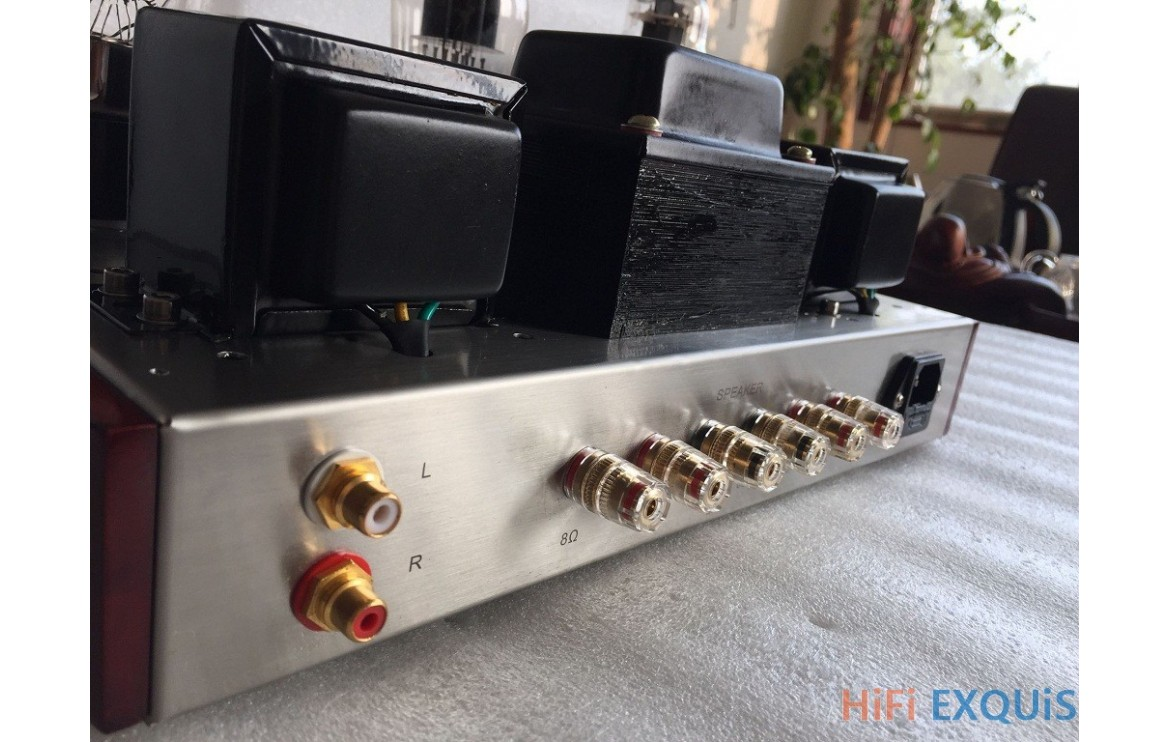 6AS7 GA parallel connection tube amplifier