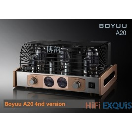 BOYUU A20 Tubes Cover HIFI EXQUIS Lamp Protection Grille