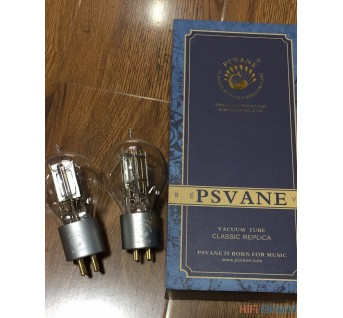PSVANE WE205D Classic Vintage Replica Tube HIFI EXQUIS Xtreme Serie(1:1 with WE205D) Factory Matched 2PCS Electron Valve