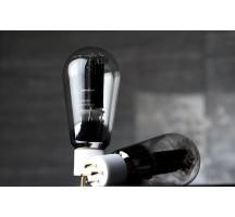 PSVANE 300B-SEN Vacuum Tube HIFI EXQUIS Special Customize Version Black Plate Gold Pin Equivalent 300B 300BN WE300B