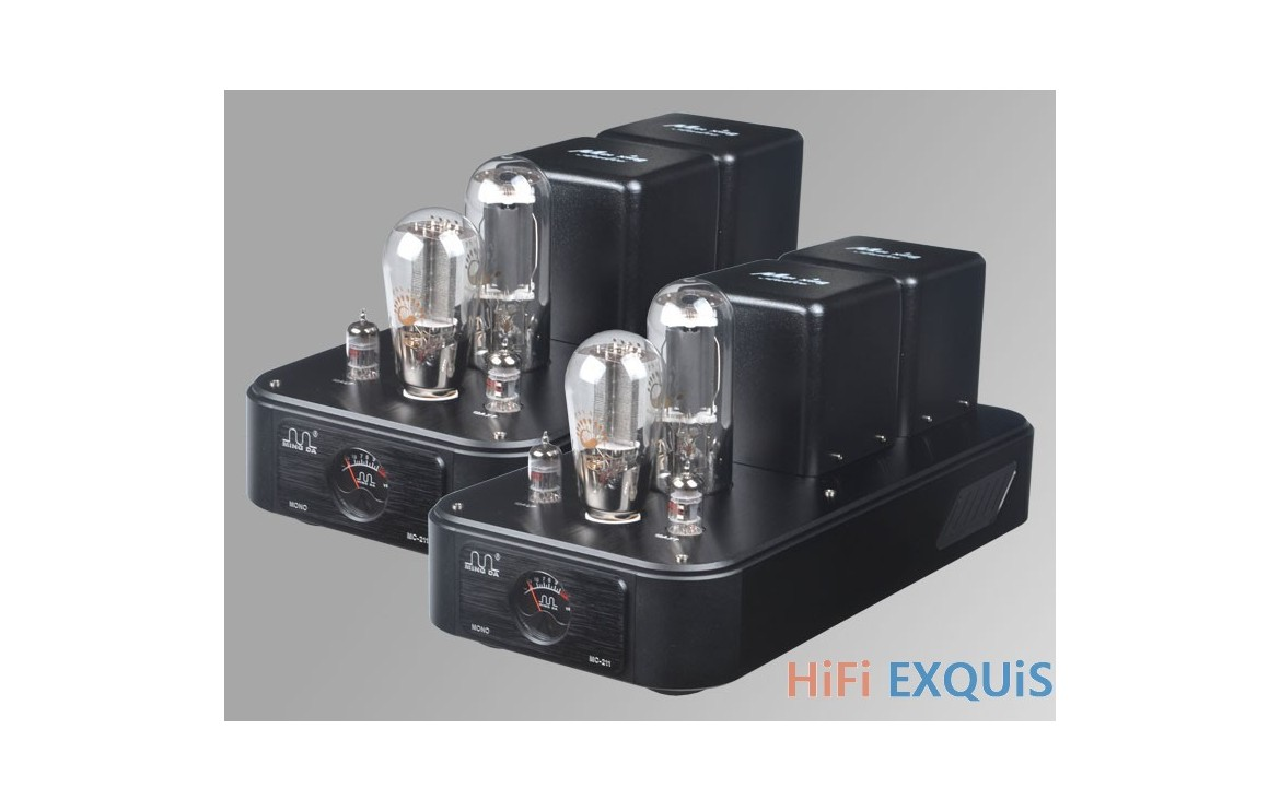 Meixing Mingda Mc211a Monoblock Tube Amplifier Lx Version Amplifiers Mc 211a Pure Power Luxury Hifi Exquis Class A