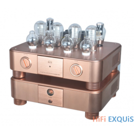 Meixing Mingda MC998-PRE Pure Tube preamplifier HIFI EXQUIS Full balanced High-end Pre-AMP XLR 300Bn