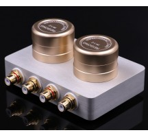Boyuu BYPT2T Passive PreAmp Transformer HIFI EXQUIS Reisong for Phone PC MP3 Upgrade Voltage to 1:2