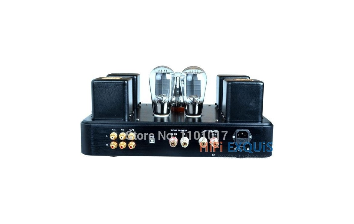 meixing mingda mc300 ear tube amplifier class a lamp headphone amp. Black Bedroom Furniture Sets. Home Design Ideas