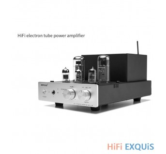 RFTLYS EA1A EL34 12AX7 Tube Amplifier HIFI EXQUIS Integrated Headphone AMP with Bluetooth Receiver