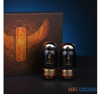 Shuguang Sound of Teana Serie KT88-T Tube HIFI EXQUIS Natural Sound Factory Full Matched KT88 Vacuum Lamp