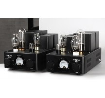 Himing Mona Monoblock 845 tube amplifier with 300B driver HIFI EXQUIS Class A mono block amp RH845300M for Pair