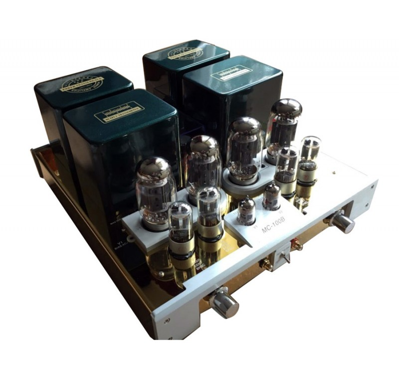 YAQIN MC-100B KT88 push-pull tube amplifier